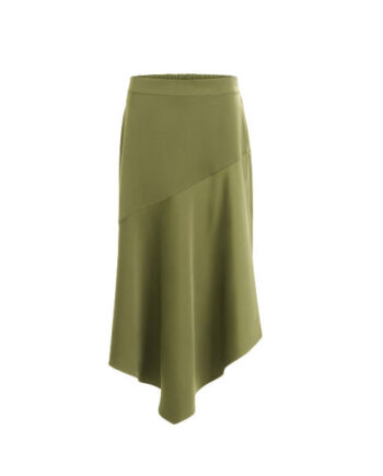 Foto af Coster Copenhagen Skirt w. bias cut in sateen quality