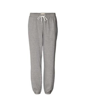 foto af Lollys Laundry Mona Pants Grey Melange
