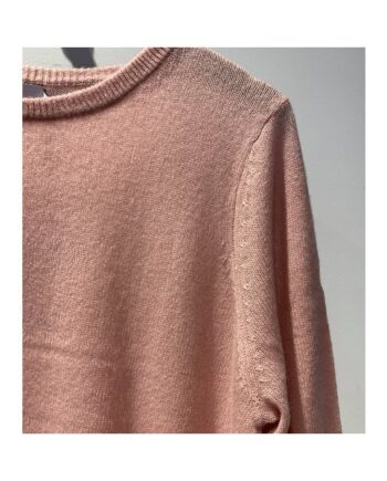 foto af Coster Copenhagen CC Heart Cashmere Sweater Dusty Pink