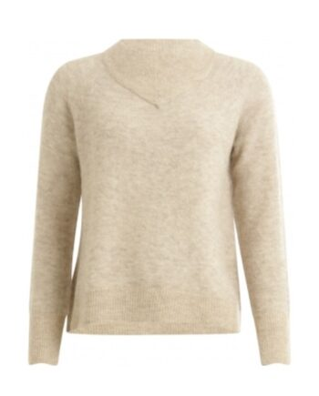 foto af Coster Copenhagen Sweater w. High Neck Hazel