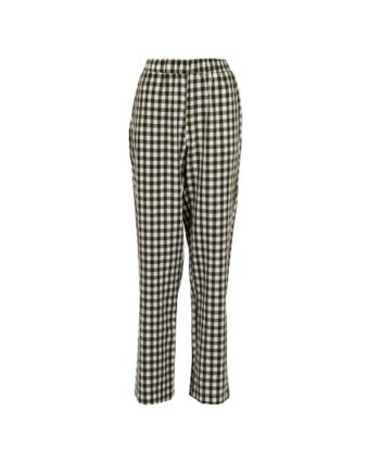 foto af Neo Noir Zena Fall Check Pants Army