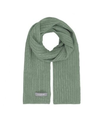 Care By Me Sara Scarf Dusty Green 30x150 cm.